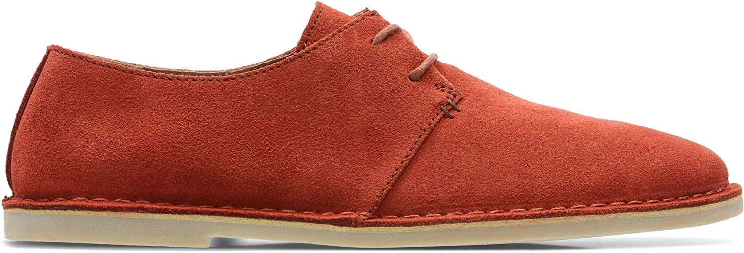 Clarks Baltimore Lace Suede shoes in