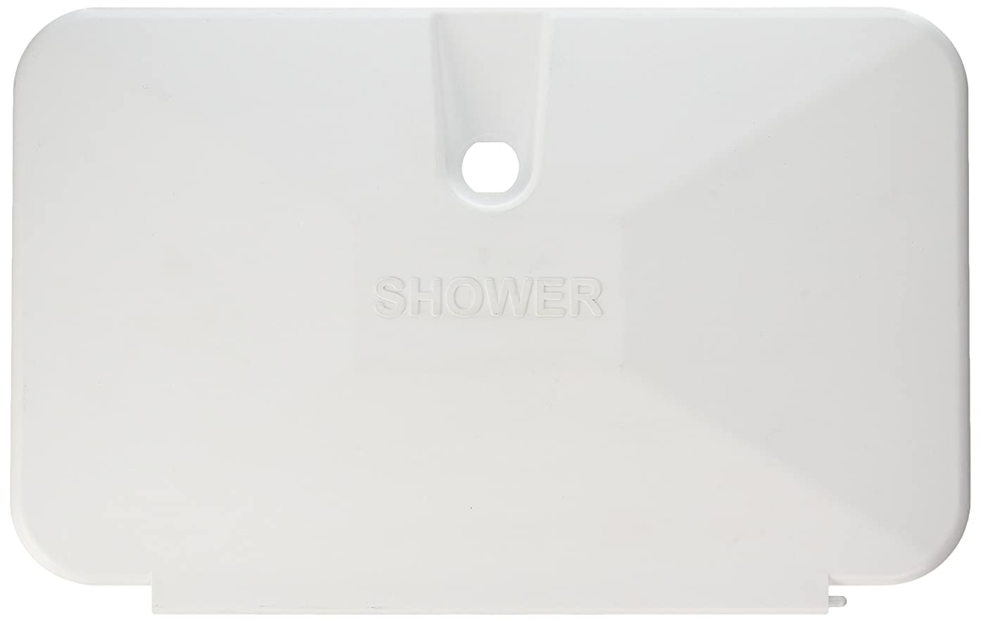 JR Products 1207.1049 620PW Replacement Door for Exterior Shower 5M102-A - Polar White