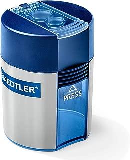 Staedtler Double-hole Tub Pencil Sharpener 2-Pack