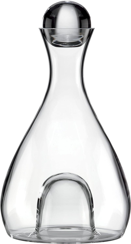 LENOX Tuscany Special sale item Classics 5% OFF Crystal Decanter Aerating Black