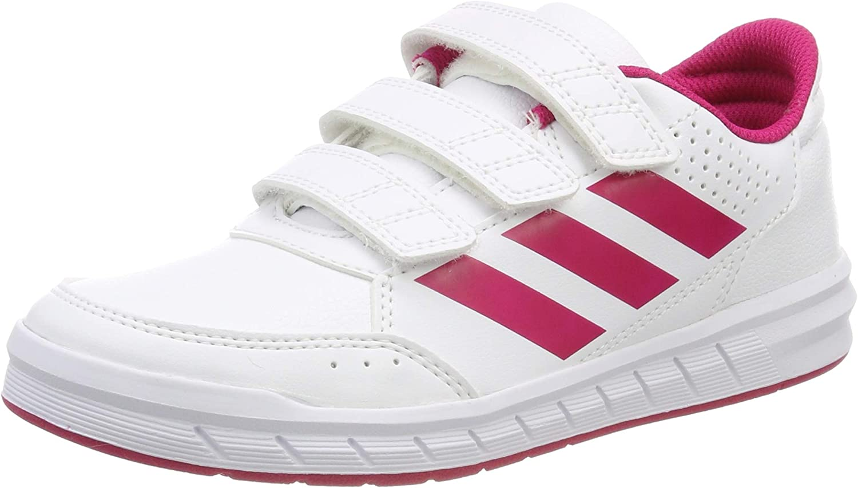Adidas AltaSport CF K Sneakers White Fuxia shoes
