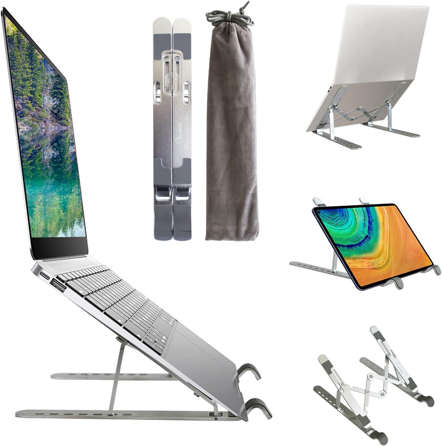Laptop Stand Adjustable Tablet Computer Directly managed Dedication store Ergonomic