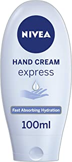 Nivea Express Hydration Hand Cream, 100 ml - Pack of 3