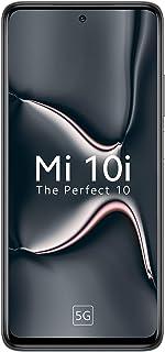 Mi 10i 5G (Midnight Black, 6GB RAM, 128GB Storage) - 108MP Quad Camera | Snapdragon 750G Processor | Upto 2000 Additional ...