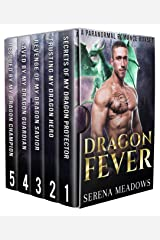 Dragon Fever: (A Paranormal Romance Box Set) Kindle Edition