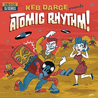 Keb Darge Presents Atomic Rhythm Vol. 5 (Various Artists)
