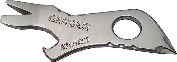 Gerber Shard Schlüsselanhänger Werkzeug, 30-001501NA, silber