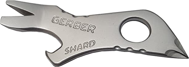 Gerber Shard Keychain Tool - Silver [30-001501]