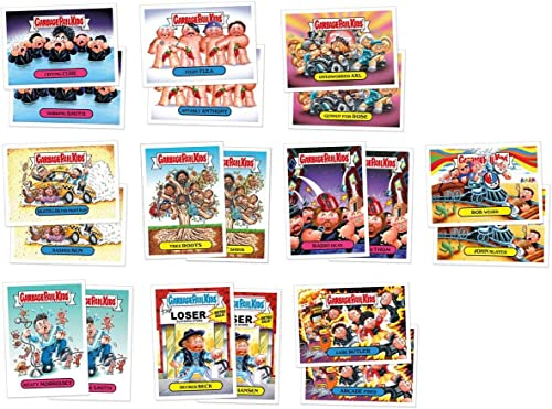 Topps Garsace Pail Enfants Exclusive Best of The Fest 20 voitured Set - Only 395 Sets Made