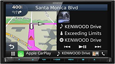 Kenwood Excelon DNX994S In-Dash Navigation System with 6.95