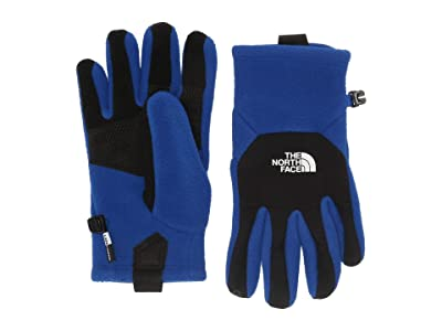 The North Face Kids Denali Etiptm Gloves (Big Kids) (TNF Blue) Extreme Cold Weather Gloves