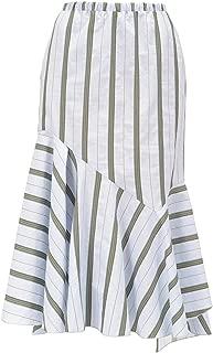 Pinko Luxury Fashion Womens 1W10YT6553ES2 Light Blue Skirt | Season Outlet