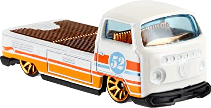Hot Wheels 2020 Pearl and Chrome 6/6 - Volkswagen T2 Pickup (White)