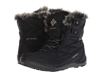 Columbia Minx Shorty III (Black/Pebble) Women