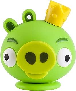 EMTEC Angry Birds 8 GB USB 2.0 Flash Memory, King Pig