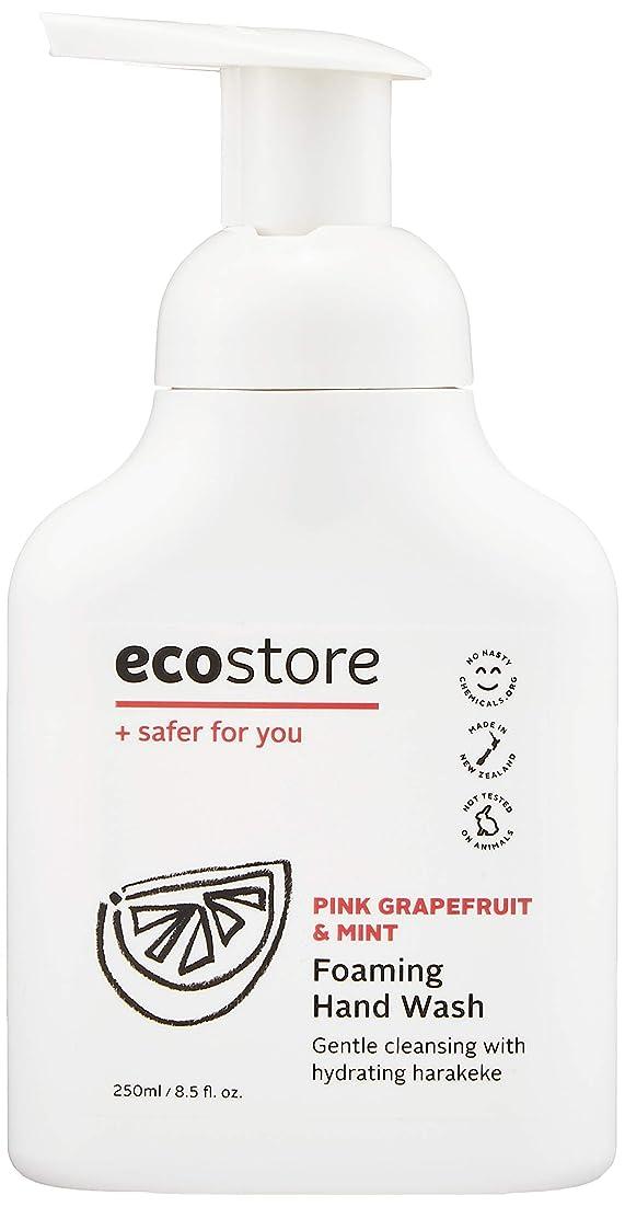 踏み台スイングインスタンスecostore(エコストア) ハンドウォッシュ 【ピンクグレープフルーツ&ミント】 250ml 泡タイプ