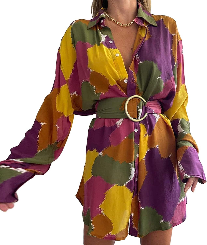 Women Long Sleeve Bodycon Dress Club Ruched Casual Sexy V-Neck Mini Dress Y2K 90S E-Girls Dress Boho Retro Vintage Dress