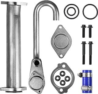 Aurelio Tech Diesel EGR Valve Kit for Ford Powerstroke 2003-2010 6.0 Liter E350 E450 F550 F350 F450 F250 Super Duty 904-218