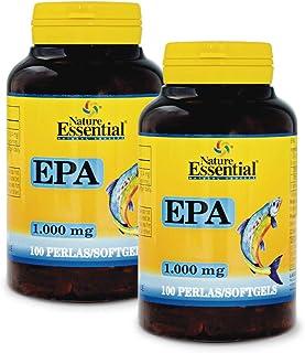 Epa 1000 mg. (18% EPA. 12% DHA y Vitamina E) 100 perlas (Pack 2 unid.)