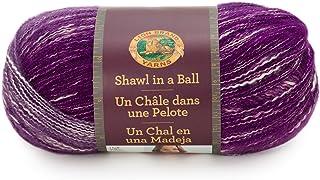Lion Brand Yarn Hometown Yarn, Mindful Mauve