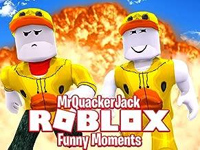 Clip: Roblox Funny Moments (MrQuackerJack)