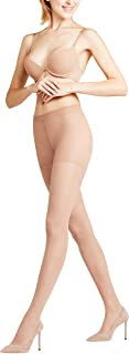 FALKE Damen Strumpfhosen Shaping Panty 20 Denier - Transparent, Matt, 1 Stück, Versch. Farben, Größe S-L - Shaping Effekt, modellierende Wirkung an Po, Bauch und Oberschenkel