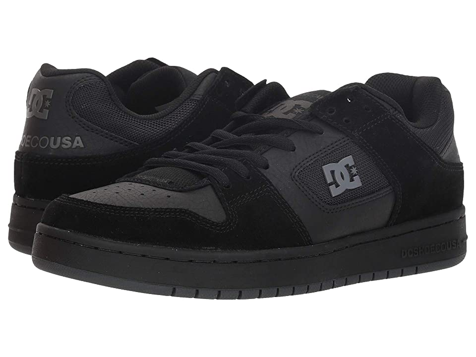 DC Manteca SE (Black/Black/Dark Grey) Men