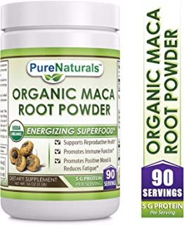 organika maca powder