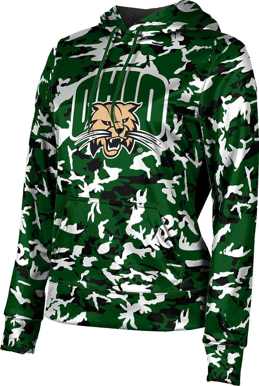 ProSphere Ohio University Girls' Pullover Hoodie, School Spirit Sweatshirt (Camo)