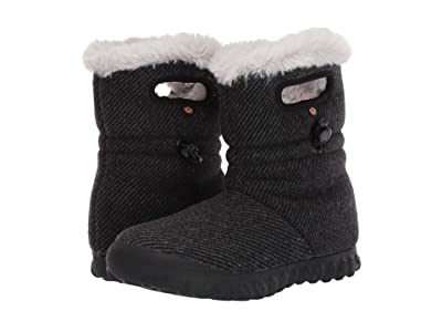 Bogs B-Moc Wool (Black) Women