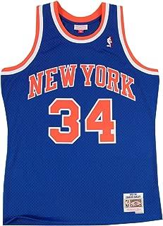 New York Knicks Charles Oakley Mitchell & Ness NBA Men's Hardwood Classic Swingman Jersey