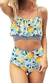 Best lemon high waisted bikini Reviews