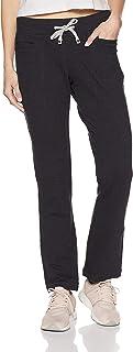 Jockey Women's Track Pants, Black Melange