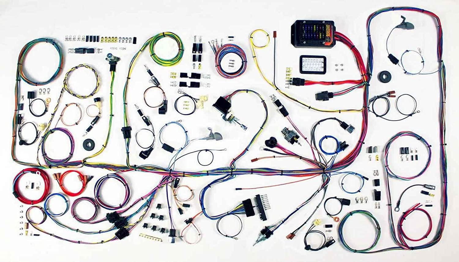 American Autowire Car Wiring Update Classic Harness Complete Baltimore Mall Ranking TOP5