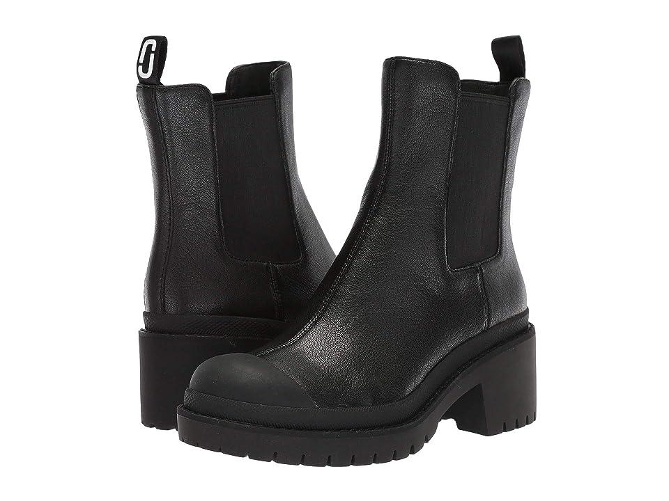 Marc Jacobs Lina Chelsea Boot (Black) Women