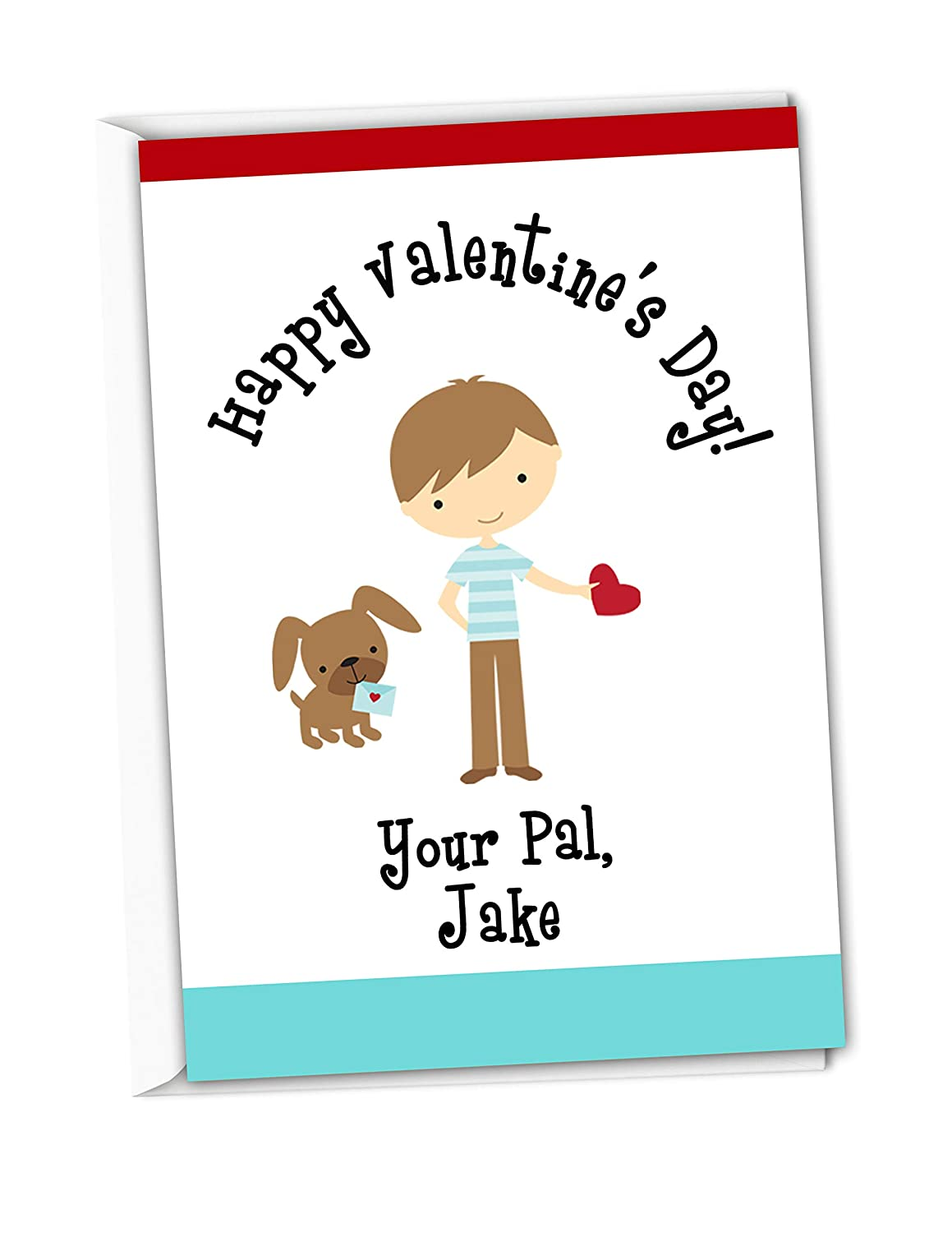 Boy Valentine's Day Cards Valentines Classroom SET Max 59% OFF OF