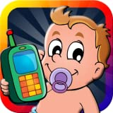Baby Phone Game – Call your Animal Friends! Fun for Toddlers and Preschool Children (Boys and Girls 1, 2, or 3 Years Old) – Ad-free