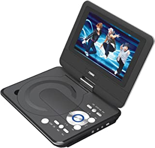 NAXA Electronics NPD-952 9-Inch TFT LCD Swivel Screen Portable DVD Player with USB/SD/MMC Inputs