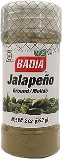 2 oz Jar Ground Jalapeño jalapeno Powder Green Chili / Chile Molido en polvo