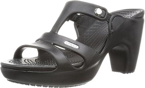 Crocs Cyprus V Heel W - schuhe sintéticos para damen