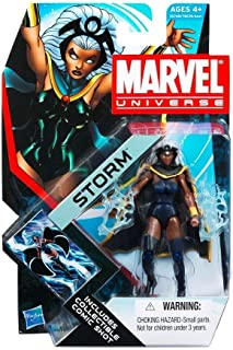 Marvel Universe Series 4 Action Figure Storm #03 3.75 Inch