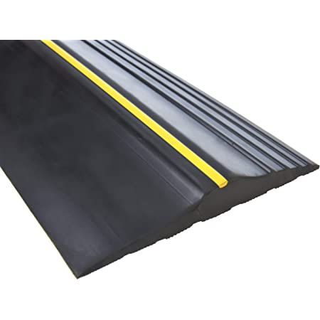 20Ft Universal Garage Door Bottom Threshold Seal Strip DIY Weather Stripping US