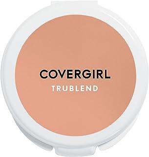 COVERGIRL truBlend Pressed Blendable Powder Translucent Medium, .39 oz