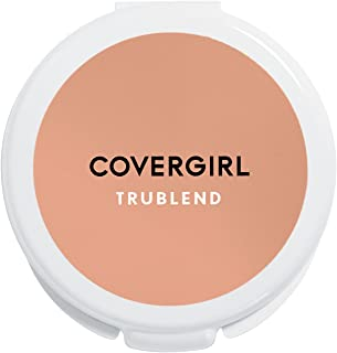 COVERGIRL truBlend Pressed Blendable Powder, Translucent Medium .39 oz (11 g) (Packaging may vary)