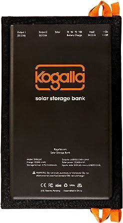 Kogalla Solar Storage Bank