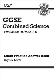 GCSE Combined Science: Edexcel Answers (for Exam Practice Workbook) - Higher