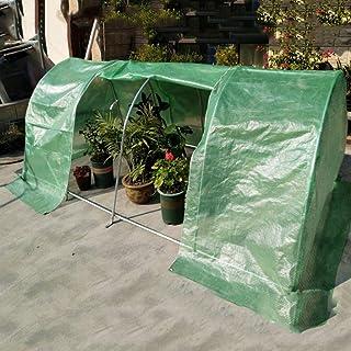KaufPirat Premium Housse de Protection B/âche Imperm/éable 350x250x96 cm Couverture de Table de Jardin Housse protectrice pour mobilier de Jardin en Polyester Oxford Beige