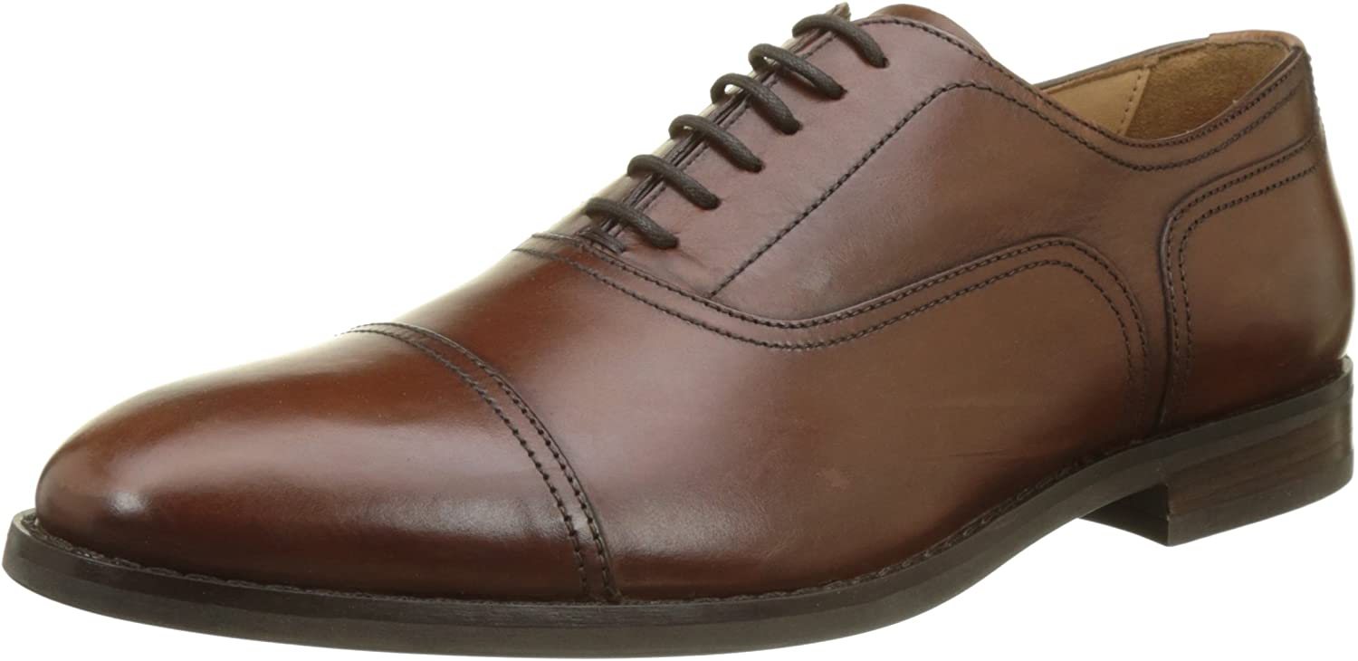 Geox Men's Lace-up Oxfords