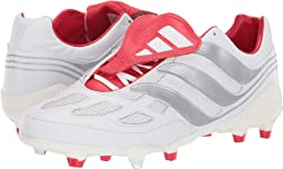 fbcfd1f3b Footwear White Silver Metallic Predator Red