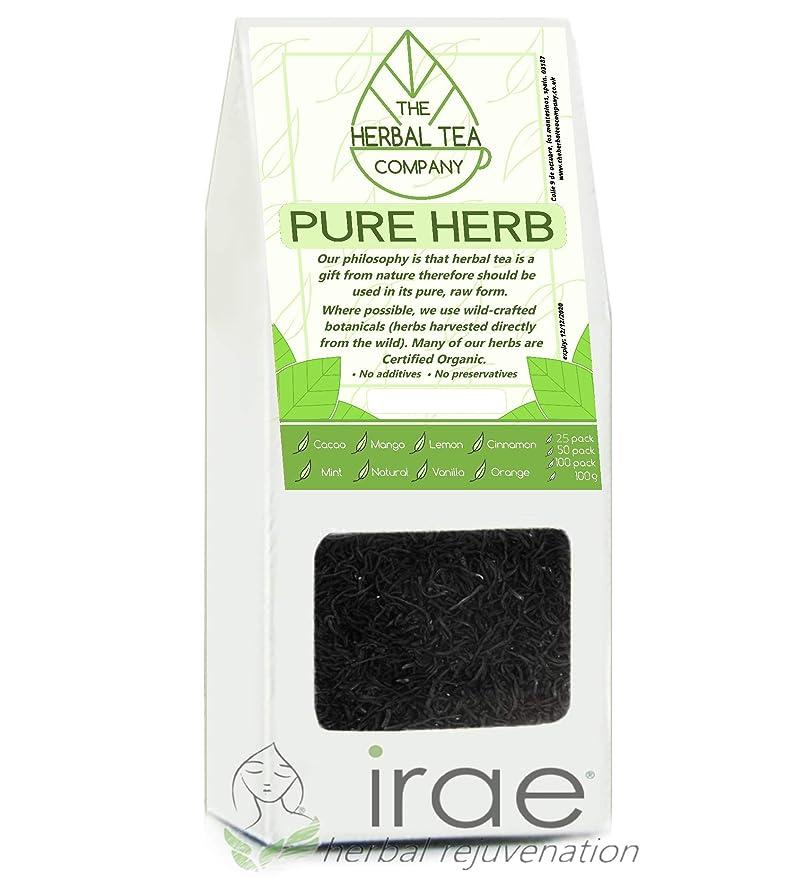 Patchouli Leaf Tea Pure Herb Tea Bags With Mango Flavour 50 Pack